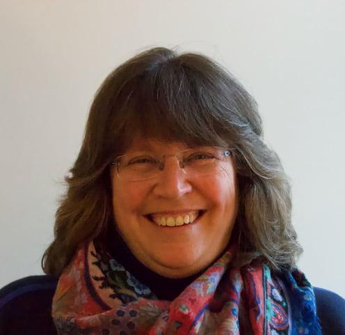 Photo of Lynne Carnie, Membership Secretary, End of Life Doula UK
